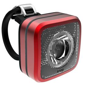 Knog Blinder MOB Oświetlenie StVZO białe LED czerwony